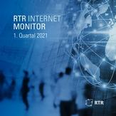 Vorschaubild für den RTR Internet Monitor Q1-2021