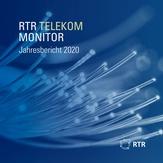Vorschaubild für den RTR Telekom Monitor Jahresbericht 2020
