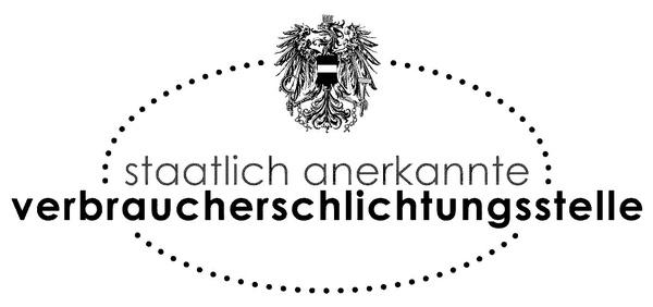 Logo für staatlich anerkannte Verbraucherschlichtungsstellen