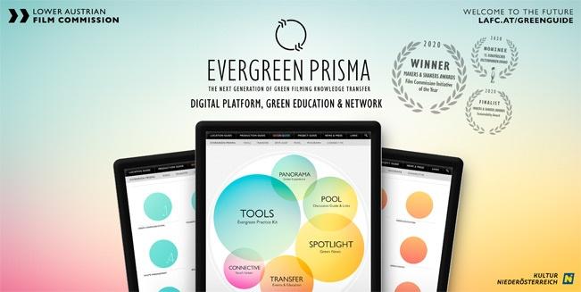 EVERGREEN PRSIMA - Die LAFC Green Filming Initiative