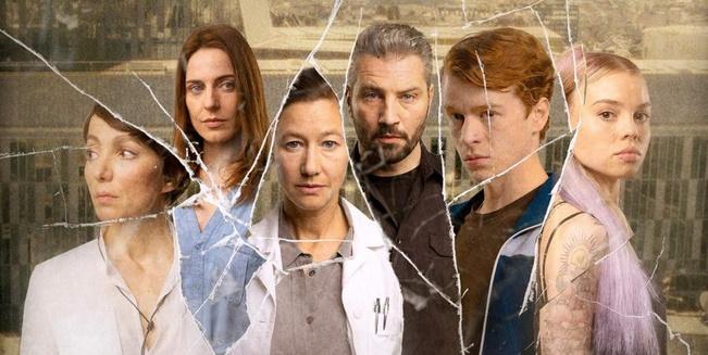 Keyvisual der Serie